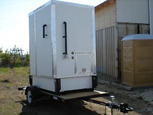 Portable heated / Air conditioned Washrooms / Showers Regina Regina Area image 9