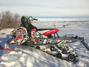 2012 Polaris switchback assault 144