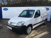 2006 Peugeot Partner 1.9D 600LX Diesel Van