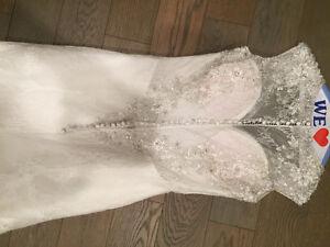 Beautiful Mori Lee Wedding Dress North Shore Greater Vancouver Area image 4