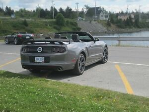 2014 Ford Mustang Convertible St. John's Newfoundland image 5