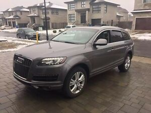 2012 Audi Q7 TDI $$$$low price low milage quick sale