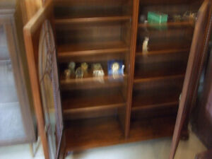Antique bookcases, Walnut,double, Oak barrister London Ontario image 3