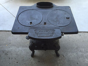 Western Foundry Cast Iron Stove with Original Accessories
