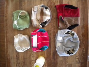 Wool Diaper Covers (wraps) and Potty