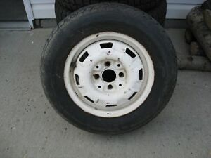 13'' Tire and Rim