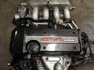 Toyota 3S Beams VVTI RWD Engine With 6 Speed Trany
