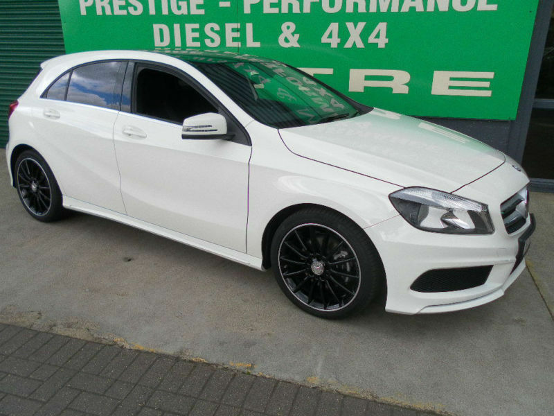 2015 15 mercedes a180 cdi amg sport in thornaby. Black Bedroom Furniture Sets. Home Design Ideas