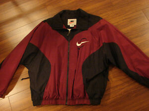 Men's Size Large NIKE nylon FALL Jacket Belleville Belleville Area image 2
