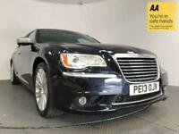 2013 13 CHRYSLER 300C 3.0 CRD EXECUTIVE 4D 236 BHP DIESEL