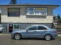2006 MERCEDES BENZ C230 AUTO LIKE NEW BAD CREDIT OK
