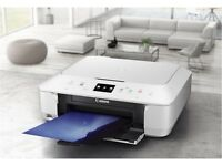 Canon MG 6650 printer + ink