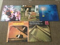 "Vinyl 12"" Piano Concertos & Music £3 EACH"
