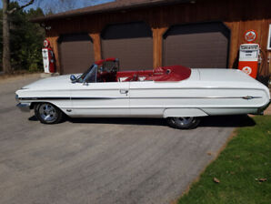 1964 Galaxie 500 XL Convertible
