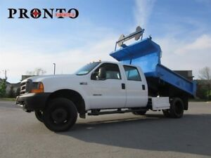 2000 Ford F-450 7.3L Powerstroke dompeur