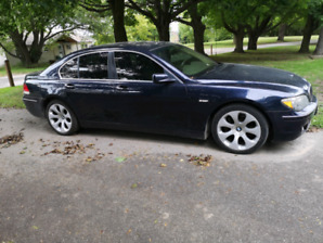 BMW 750I -PRICE TO SELL