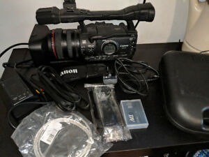 Indy Filmmaker Quality Camcorder Canon XH A1