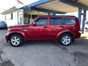 2011 Dodge Nitro SXT 4x4, WINTER IS HERE! $139 bi weekly OAC!
