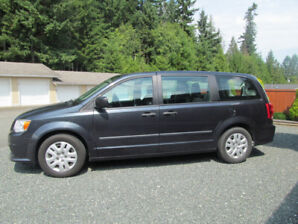 2014 Dodge Caravan SE No accidents Have Carfax. Excellent Cond