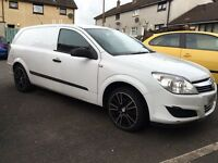 2008 Astra van 1.3 cdti 6 speed box 113.000 2 owners from new swap for why
