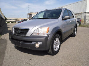 2006 KIA SORENTO LX TOP OF THE LINE,CERTIFIED1YEAR FREE WARRANTY