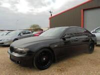 2005 05 BMW 7 SERIES 3.0 730D SPORT 4D AUTO 228 BHP DIESEL