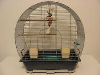 "Cage ""Evelyne"" pour oiseau"