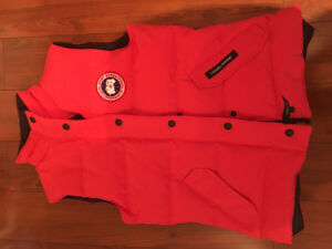 Red Canada Goose Freestyle Vest