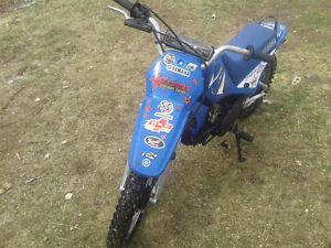 2007 Yamaha PW 80