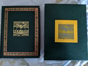 Hobbit and LOTR Books by J.R.R. Tolkien