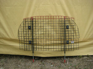 Pet/Parcel screen for SUV