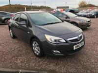 2010 VAUXHALL ASTRA EXCLUSIVE 1.6 PETROL MANUAL ONLY 80000 WARRANTED
