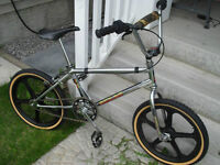 WANTED OLD and Mid school BMX 79-95