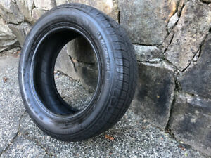 4 Michelin Defender Radial X 175/65 R14 Tires - Nearly New