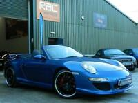 Porsche 911 3.8 Carrera S Cabriolet 2d 3824cc Gemballa Styling