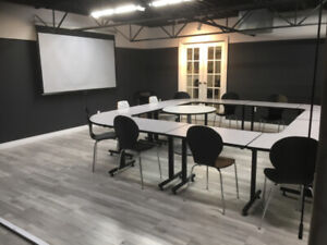 Event, Workshop, Meeting Space for Rent