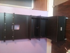 Flat Screen TV Stand 20.00 need Gone asap Strathcona County Edmonton Area image 1