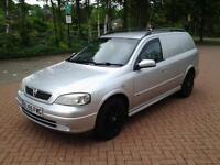 Vauxhall Astravan Ls cdti-1686cc excellent condition long mot no vat