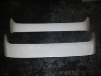 Acura RSX DC5 Type R OEM High Top Spoiler Wing