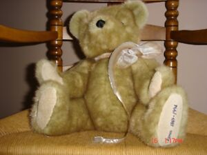 T. EATON CO. 125TH ANNIVERSARY COLLECTIBLE BEAR