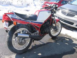 Yamaha RZ RD 200 350 400 1978 a 1990 Daytona