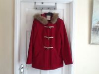 LADIES WARM WINTER COAT