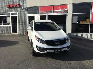 2015 Kia Sportage 2.0L T-GDI SX AWD at