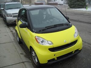 (( NICE))  2008 Smart Fortwo Passion Coupe (2 door) Very low K,s