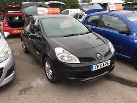 2008 Renault Clio 1.2 Rip Curl - FINANCE FROM ONLY £17 PER WEEK!