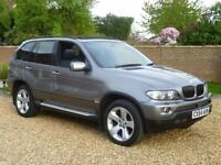 2004 54, BMW X5 3.0d auto Sport ++ PANORAMIC ROOF + NAV + 1 PREVIOUS OWNER
