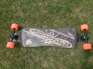 Seeking a specific custom Land Yaughtz longboard