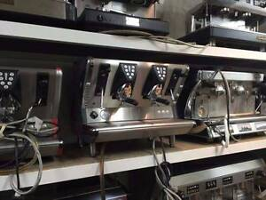 Cheap San Marco Compact Commercial Coffee Espresso Machine Marrickville Marrickville Area Preview