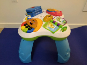 Fisher Price musical table