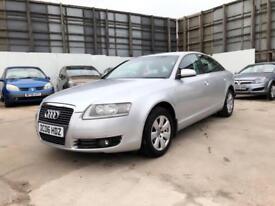Audi A6 6 speed automatic 4x4 diesel